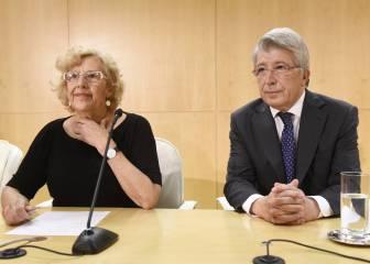Se presentó el nuevo proyecto Mahou-Calderón y Cerezo dice que