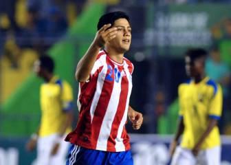El Madrid ficha a Sergio Díaz, atacante paraguayo, por 5M€
