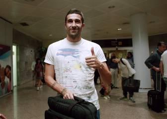 Cani volverá a lucir el número ocho en el Real Zaragoza