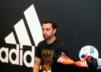 """Xavi: """"Del Bosque y Casillas arreglarán sus diferencias"""""""