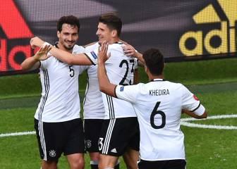 Alemania: sin Khedira, Gomez y Hummels para semifinales
