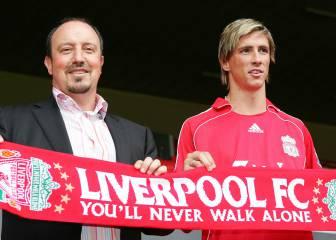 Torres sigue en el Atleti 9 años después de irse al Liverpool
