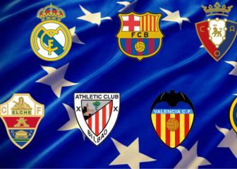 El Real Madrid recibió ayudas públicas por 18,4 millones