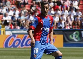 """Pedro López: """"El objetivo del Levante es el ascenso"""""""