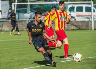 Falcao reduce su sueldo a la mitad para jugar en el Mónaco