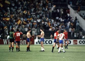 5 de julio de 1982: Inglaterra elimina a España de su Mundial