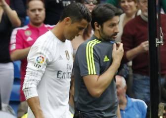 Cristiano Ronaldo ha pedido un fisio personal por contrato