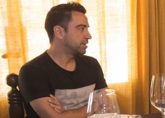 """Xavi: """"El abrazo entre Iker y Del Bosque es un final justo"""""""