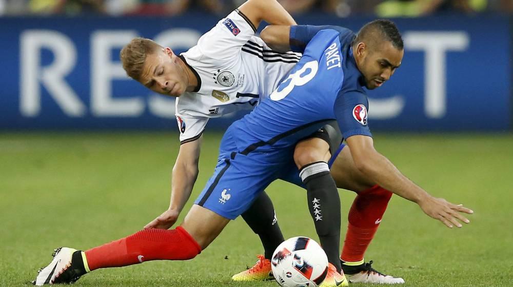 8ae53aa5c3b61 Alemania 0 - 2 Francia  Resumen Los galos a la final de la Euro2016 ...