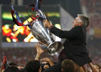 Ancelotti desvela el miedo de sus jugadores en los penaltis