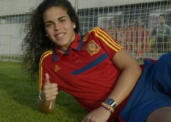 El Atlético Féminas anuncia su segundo fichaje: Andrea Falcón