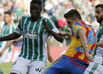 Acuerdo entre Betis y Villarreal para el traspaso de N'Diaye
