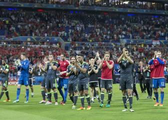 Bale y compañía serán recibidos en Gales como héroes