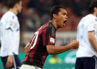El Atleti pendiente: el Milan cuenta con la venta de Bacca