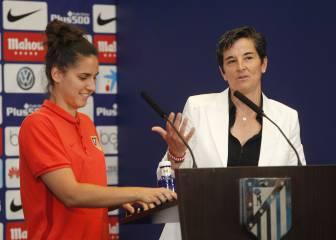 El Atlético Féminas estrena LaLiga Women en Suecia