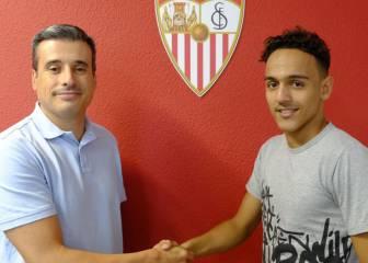 El francés Boutobba firma cuatro años con el Sevilla