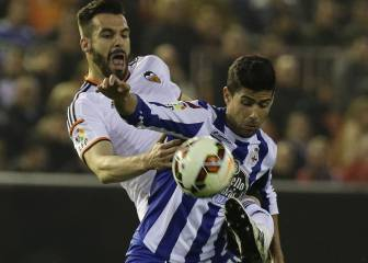 El Deportivo cierra a Juanfran y Albentosa está a un paso