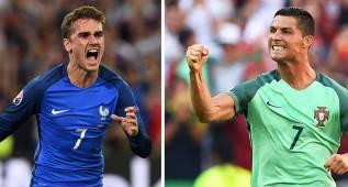 Las 5 razones para que Francia o Portugal ganen la Eurocopa