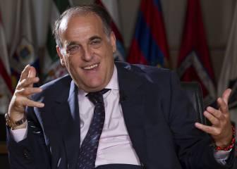 DirecTV quiere adaptar el libro de Javier Tebas a la tele