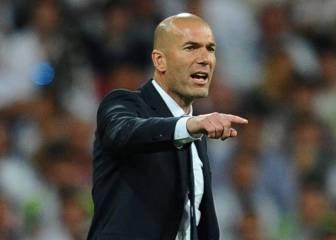 Vuelta de las vacaciones: Zidane tiene un sudoku