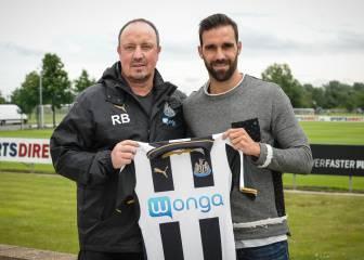 El Atlético confirma que Jesús Gámez se marcha al Newcastle