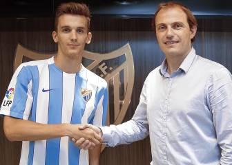 Oficial: Diego Llorente llega al Málaga cedido por el Madrid