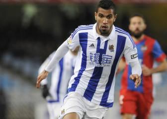 Jonathas ya negocia su salida tras irse de San Sebastián