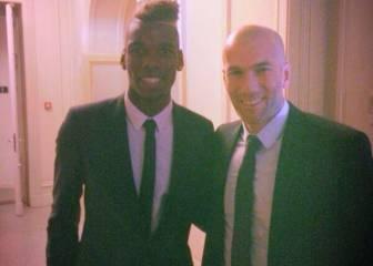 El Madrid confía en que Pogba priorice estar junto a Zidane
