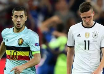 Si falla Pogba, el Madrid piensa en Hazard, Draxler y A. Gomes