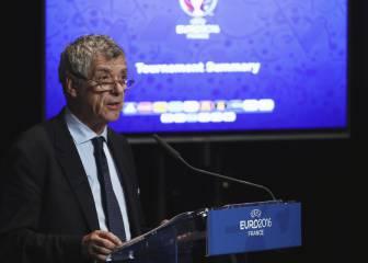 Villar quiere presidir la UEFA: se presenta a las elecciones