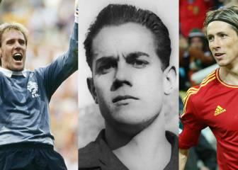 10 jugadores que lograron el 'Eurodoblete'; Champions y Euro