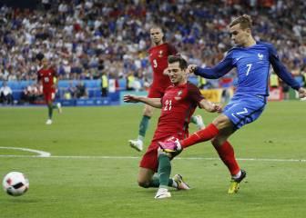 Portugal 1 - 0 Francia: Portugal, campeón de la Eurocopa 2016