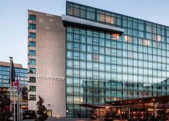 Acordonado el hotel de Francia por un bulto sospechoso