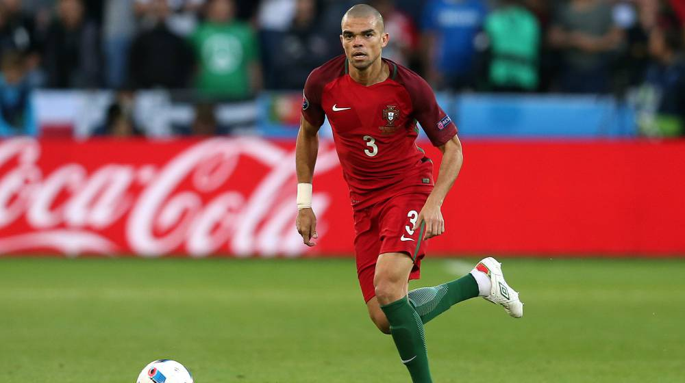 euro 2016 final pepe starts for portugal france unchanged ascom