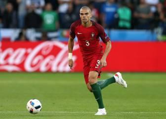 Pepe es titular en Portugal; Deschamps repite equipo