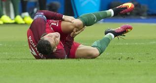 Cristiano tiene casi imposible jugar la Supercopa de Europa