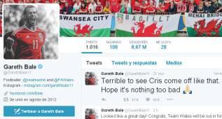 """Bale se lamentó de la lesión de Cristiano: """"Es terrible verle así..."""""""