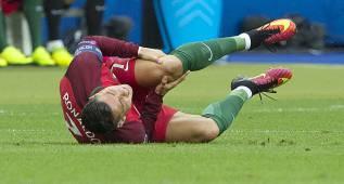 """La madre de Cristiano ataca a Payet: """"El fútbol no se trata de hacer daño al rival"""""""