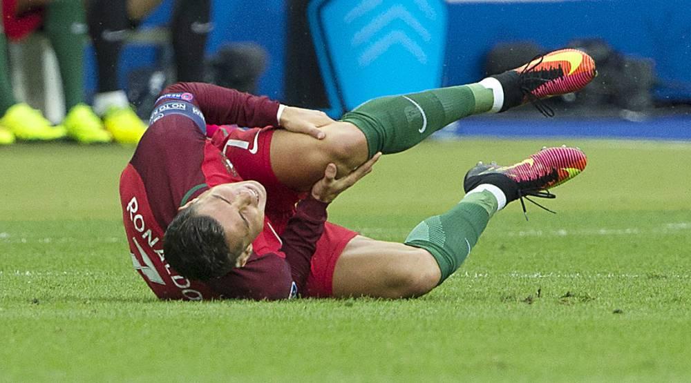 Francia vs. Portugal: Cristiano Ronaldo y su alocada celebración con su entrenador