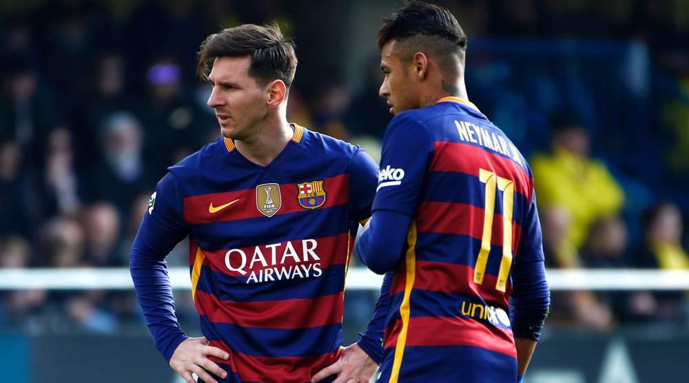 """""""Neymar Real-a keçsə, bizə ağır zərbə olar"""" - Messi"""