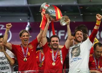 Los 12 jugadores que tienen el Eurodoblete: Champions y Eurocopa