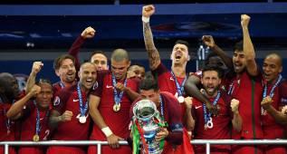 Portugal, campeón: disputará la Copa Confederaciones