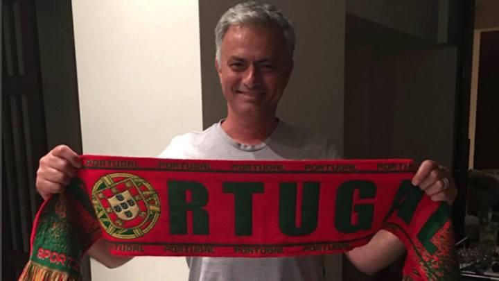 Mourinho lo celebra y llama al turismo: \