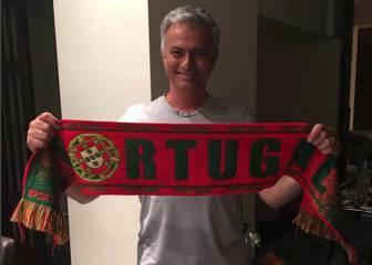 Mourinho lo celebra y llama al turismo: