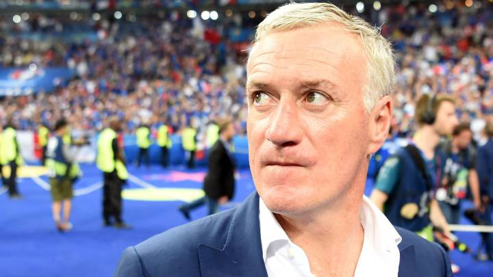 Deschamps: \