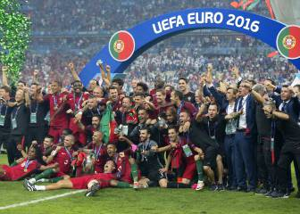 Portugal se estrenará como campeona ante Gibraltar