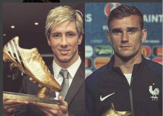 Torres proclaims Griezmann as his Golden Boot successor