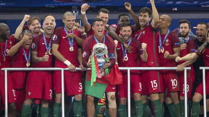 """Le Graët: """"La Eurocopa ha sido un éxito organizativo"""""""