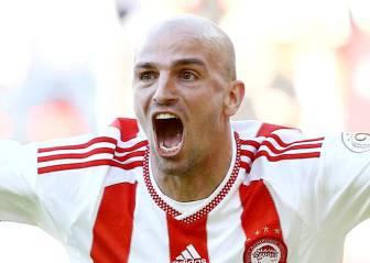 Cambiasso prolonga su contrato con el Olympiakos