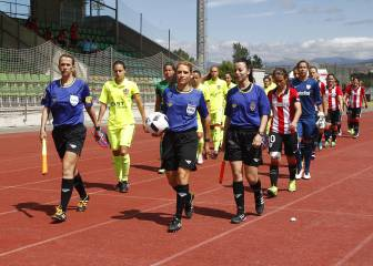 La Liga femenina será arbitrada de forma íntegra por mujeres